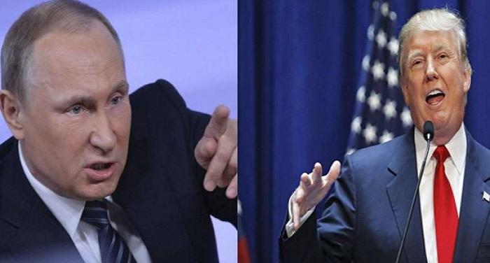रूस ने भी अमेरिका के 60 राजनयिकों को निकालने का किया ऐलान