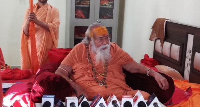 शंकराचार्य स्वरूपानंद सरस्वती का बड़ा बयान, कारसेवकों ने मस्जिद नहीं तोड़ा मंदिर