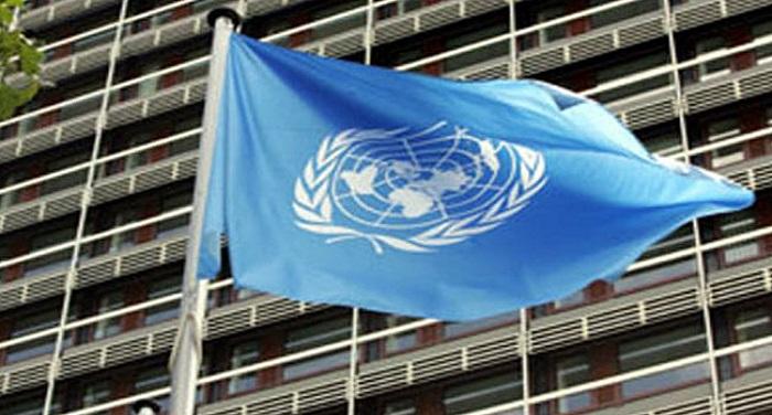 united nations flag इजराइल-फिलिस्तीन में बड़े युद्ध के आसार, यूएन ने जताई आशंका