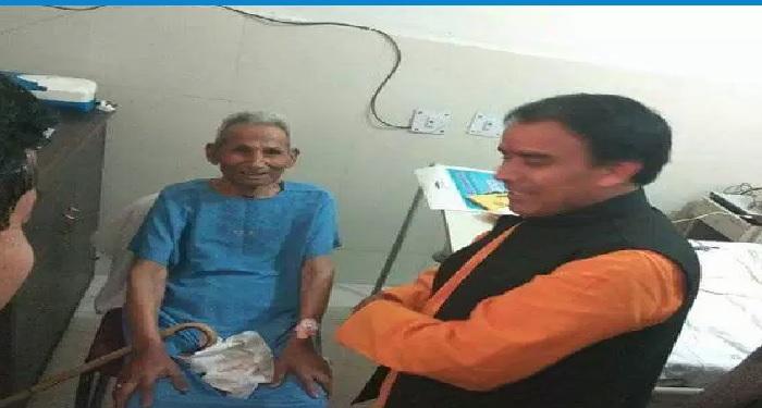 सीएम योगी आदित्यानाथ के पिता के इलाज को लेकर हिमालयन अस्पताल ने किए हाथ खड़े