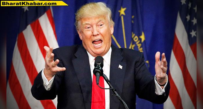 डोनाल्ड ट्रंप आज लेंगे शपथ अमेरिकी राष्ट्रपति डोनाल्ड ट्रंप ने कोरोना वायरस के फैलते प्रकोप के बीच अपने देश के नागरिकों को सतर्क