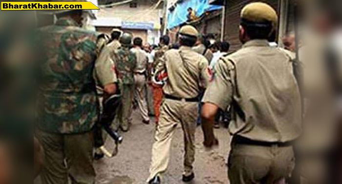 में फिर हुआ शूटआउट दिल्ली में पुलिस और बदमाशों के बीच हुई मुठभेड़,तीन बदमाश गिरफ्तार