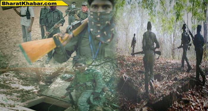 01 58 झारखंड के लातेहार में माओवादियों के खिलाफ अभियान के दौरान सुरक्षाबलों के सात जवान शहीद