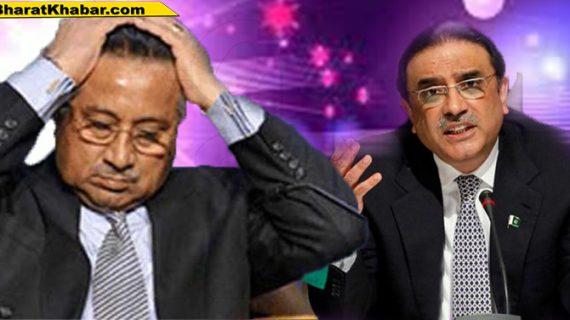 पाकिस्तान के पूर्व राष्ट्रपति परवेज मुशर्रफ और आसिफ अली जरदारी पर सुप्रीम कोर्ट कि गिरी गाज