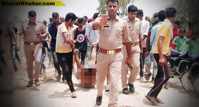 02 79 अलवर में गौ रक्षों ने एक शख्स को पीट-पीट कर मार डाला, पुलिस ने पीड़ित को घंटों सड़क पर घुमाया