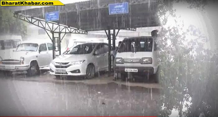उत्तराखंड में आने वाले दिनों में होगी भारी बारिश