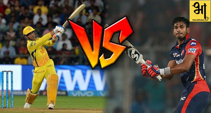 06 21 अय्यर की कप्तानी में जीत को बरकरार रखने के लिए चेन्नई से भिड़ेगी दिल्ली