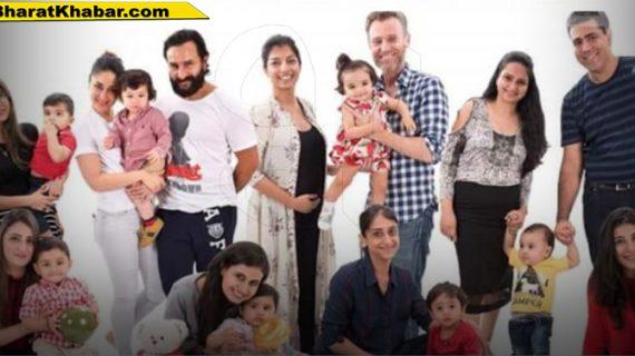 अपने क्लासमेट्स के साथ तैमूर अली खान की फोटो हुई वायरल, आपने देखी क्या