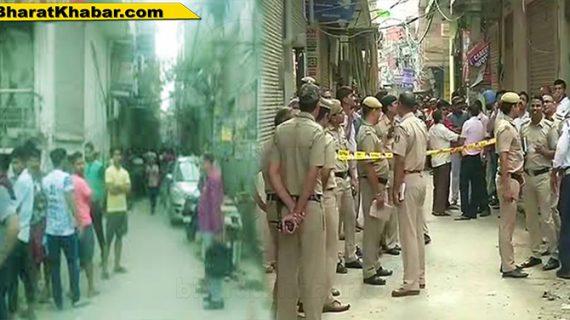 दिल्ली में बुराड़ी के संत नगर में एक घर से संदिग्ध स्थिति में 11 शव मिलने से मचा हड़कंप