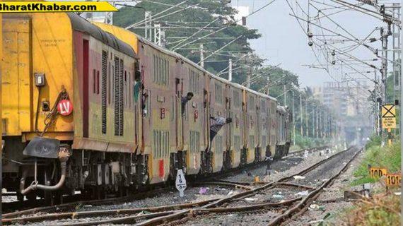 35 ऐसी जगहों पर रूकती है ट्रेन जिसमें कर्मचारी खुद उतरकर खोलते और बंद करते हैं फाटक
