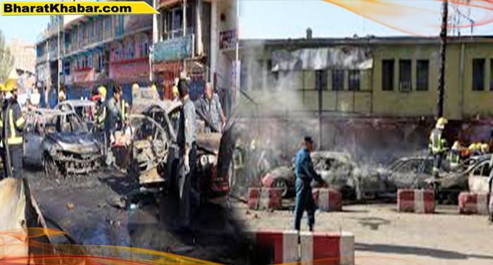 08 56 आतंकी संगठन इस्लामिक स्टेट ने पूर्वी अफगानिस्तान में सिखों पर हुए हमले की ली जिम्मेदारी