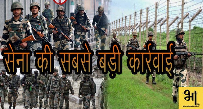 09 सेना का कश्मीर में 2018 की सबसे बड़ी कार्रवाई, 13 आतंकी ढेर