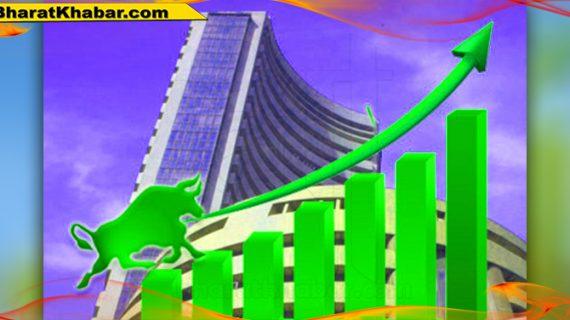 बीएसई सेंसेक्स के 30 शेयरों में देखी गई 304.90 की बढ़त