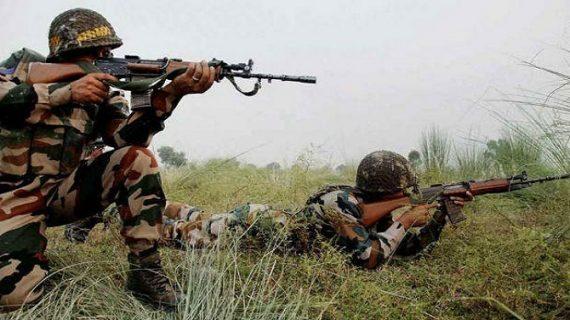 भारतीय सेना ने दिया पाक को जवाब, पांच पाक रेंजर्स ढ़ेर, तीन बंकर तबाह