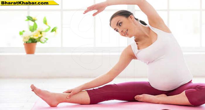 गर्भवती महिला ऐसे करें योगासन, मां और बच्चा दोनों रहेंगे स्वस्थ