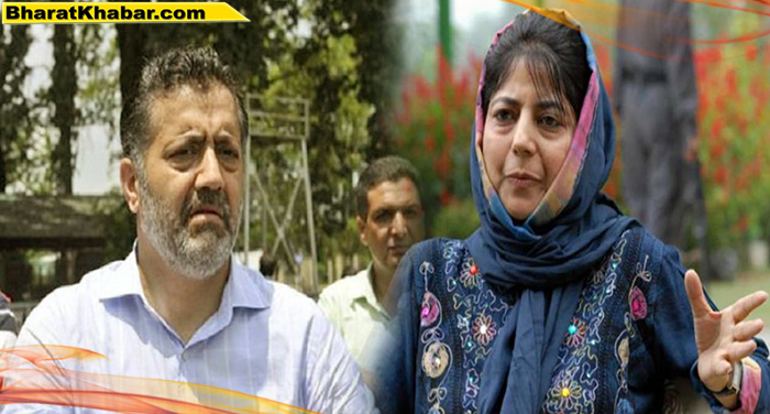 28 10 जम्मू कश्मीरः पीडीपी-भाजपा गठबंधन के टूटने के लिए महबूबा जिम्मेदार- इमरान रजा अंसारी