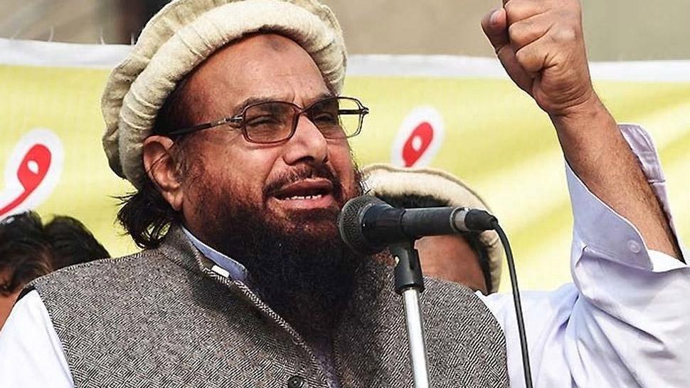 641863 hafiz saeed भारत सरकार ने हाफिज सईद के राजनीतिक दल पर अमेरिका के कदम का किया स्वागत