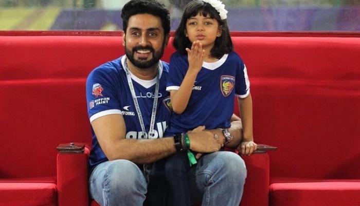 बेटी अराध्या का सरप्राइज पाकर इमोशनल हुए अभिषेक बच्चन, सोशल मीडिया पर पोस्ट की फोटो