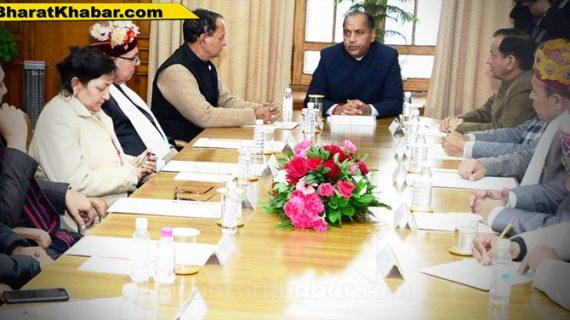 हिमाचल प्रदेश मंत्रिमंडल की बैठक आज, कई अहम फैसले लिए जाने की संभावना