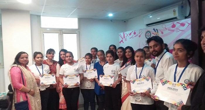 IMG 20180405 WA0013 युवाओं का हुनर निखारने के लिए किया गया स्किल उत्तराखंड का आयोजन