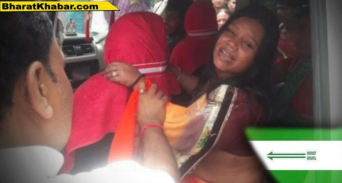 बिहार:JDU विधायक बीमा भारती के बेटे का शव नालंदा मेडिकल कॉलेज अस्पताल के सामने रेलवे ट्रैक पर मिला