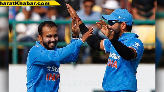 एशिया कप: टॉस जीतकर भारत ने लिया गेंदबाजी करने का फैसला, जडेजा टीम में शामिल
