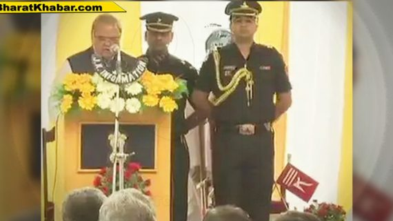 जम्मू-कश्मीर के नए राज्यपाल के रूप में सत्यपाल मलिक ने ली शपथ