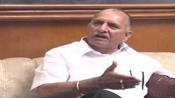 भाजपा के प्रदेश अध्यक्ष अशोक परनामी का इस्तीफा
