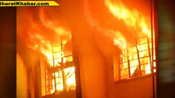 यूपी: बिजनौर में हुआ दर्दनाक हादसा,केमिकल फैक्ट्री में बॉयलर फटने से 6 मजदूरों की मौत