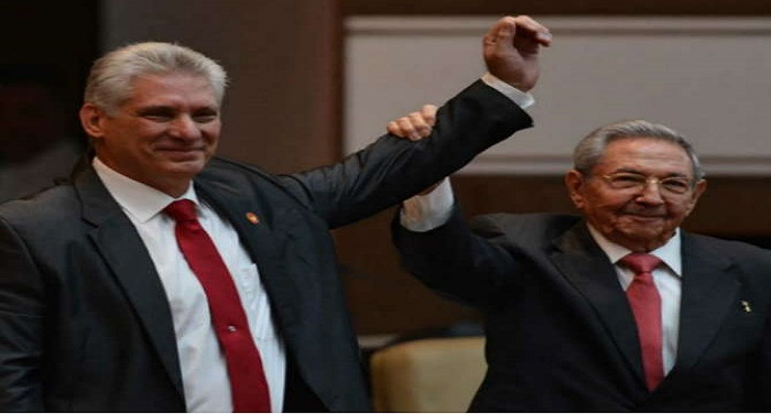 canel 1524172368 क्यूबा में 59 साल बाद खत्म हुआ कास्त्रो परिवार का दौर, मिगेल बने राष्ट्रपति