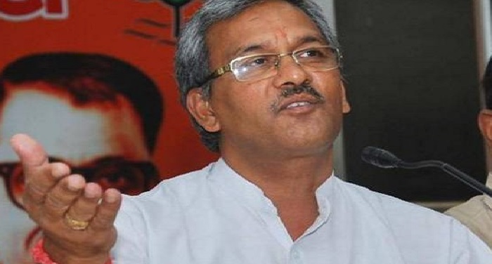 सीएम रावत ने हिन्दी पत्रकारिता दिवस पर सभी मीडिया प्रतिनिधियों को शुभकामनाएं दी हैं
