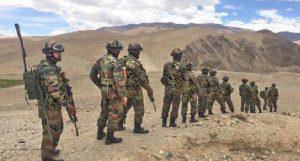 chaina 1 सीमा पर पेट्रोलिंग करते भारतीय सैनिकों को चीन ने रोका, गर्माया मामला..