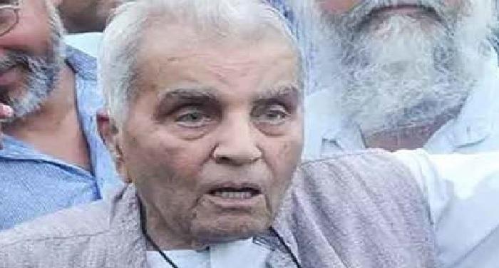 दिल्ली हाईकोर्ट के पूर्व चीफ जस्टिस और मानवाधिकार कार्यकर्त्ता राजिंदर सच्चर का निधन