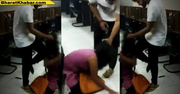 दिल्ली के तिलक नगर में लड़की के पिटाई का वीडियो वायरल, राजनाथ ने दिए जांच के आदेश