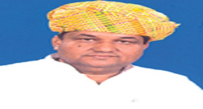 भाजपा विधायक धर्मपाल चौधरी का निधन
