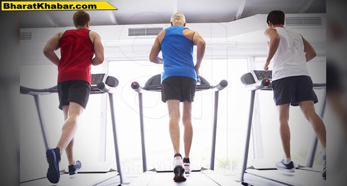 रिसर्च: लगातार व्यायाम करने से इतने प्रतिशत एंग्जाइटी होती है कम