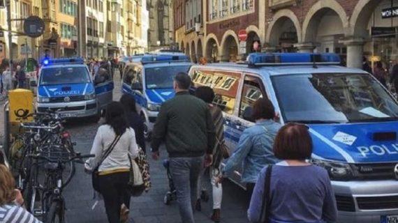 जर्मनी: शख्स ने फुटपाथ पर भीड़ पर चढ़ाई कार, 4 की मौत और 30 से ज्यादा घायल