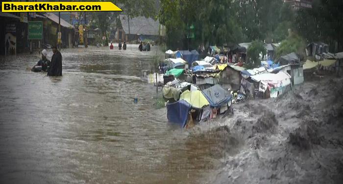 उत्तर भारत में मौसम ने बरपाया कहर, 3 की मौत,3 घायल