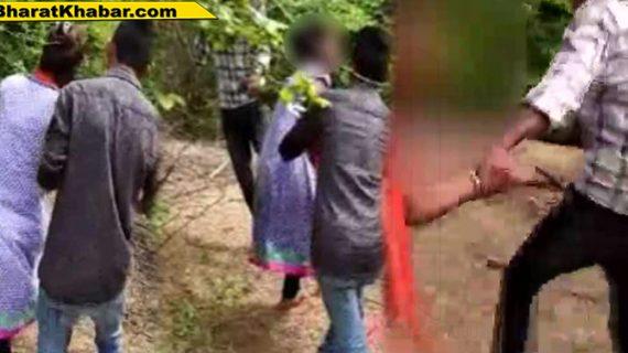 उन्नाव के बाद उत्तर प्रदेश के झांसी में लड़की के साथ छेड़छाड़ का वीडियो सोशल मीडिया पर वायरल