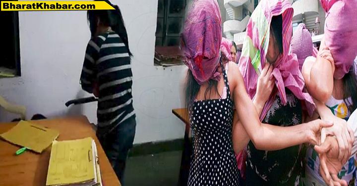 जम्मू-कश्मीर:पुलिस को मिली बड़ी सफलता,सैक्स रैकेट का किया पर्दाफाश,11 लोगों को किया गिरफ्तार