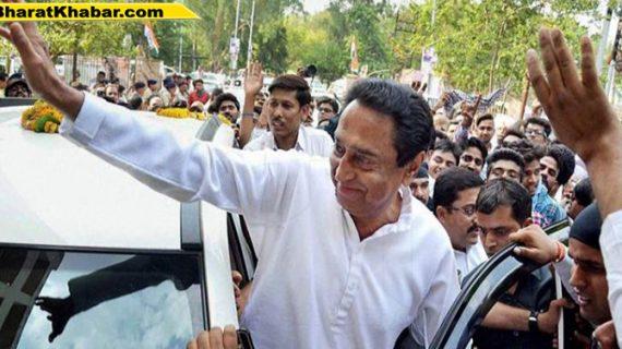 कमलनाथ चुने गए मध्य प्रदेश के नए मुख्यमंत्री, सिंधिया को कहा धन्यवाद