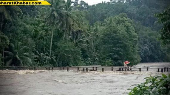 MP सहित 21 राज्यों में हो सकती है भारी बारिश, मौसम विभाग ने जारी किया अलर्ट