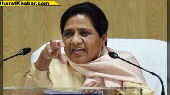 मायावती ने कहा, भाजपा का दंगा रहित दावा अर्द्धसत्य