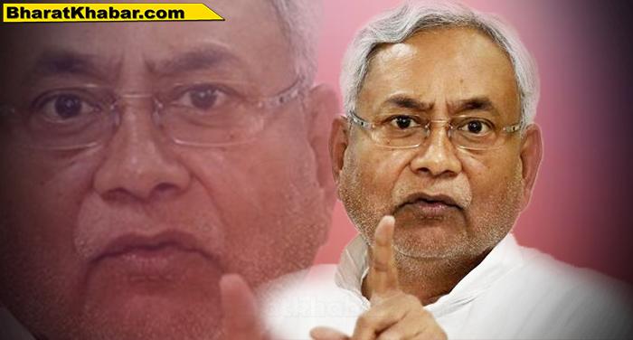nitish kumar 1 बिहार के मुख्यमंत्री नीतीश कुमार ने एनआरसी को लेकर दिया बड़ा बयान, जाने क्या कहा