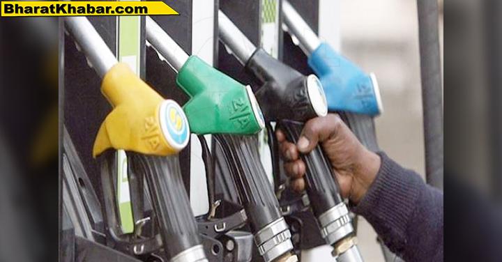 आज एक बार फिर पेट्रोल की कीमतों में हुई बढोतरी,पेट्रोल की कीमतों में 9 पैसे का इजाफा