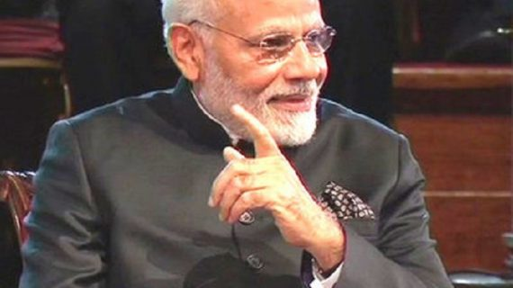 सर्जिकल स्ट्राइक पर मोदी के बयान से बौखलाया पाकिस्तान, बताया- झूठा और बेबुनियाद है ये बयान