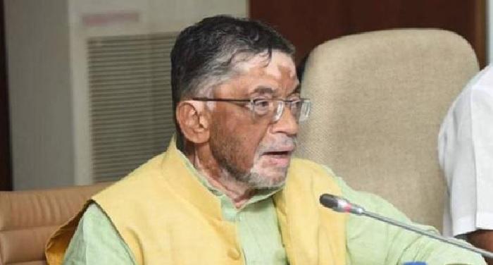 santosh gaungar देश में काबिलियत की कमी है, रोजगार की नहीं: केंद्रीय मंत्री संतोष गंगवार