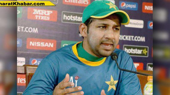 हार के बाद सरफराज ने पाक बल्लेबाजों को ठहराया हार का जिम्मेदार