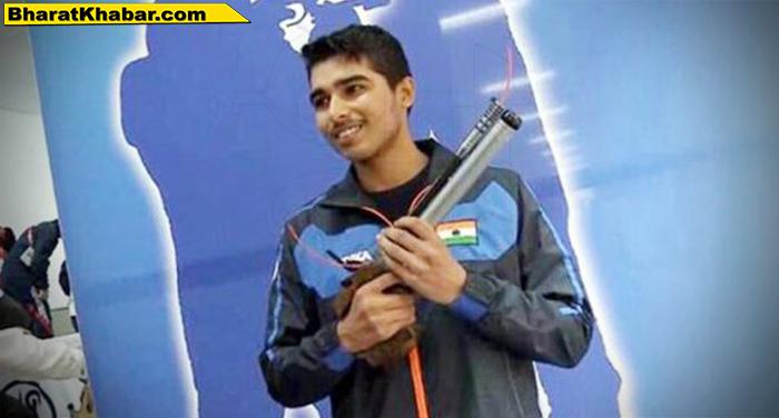 16 वर्षीय सौरभ ने भारत को दिलाया स्वर्ण पदक