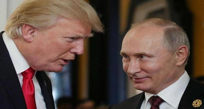 trump putin पश्चिम में चल रही जैसे को तैसे की मुहिम, अमेरिका के राजनयिकों ने बांधा सामान